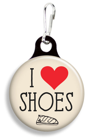 I Love Shoes - Fetch Life Pet Outfitters Dog & Cat Collar Clips