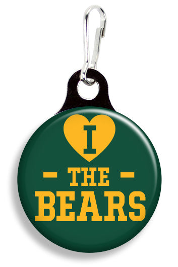 Baylor Love the Bears - Fetch Life Pet Outfitters Dog & Cat Collar Clips