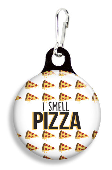 Pizza Please - Fetch Life Pet Outfitters Dog & Cat Collar Clips