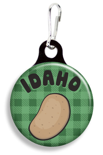 Idaho Potato - Fetch Life Pet Outfitters Dog & Cat Collar Clips