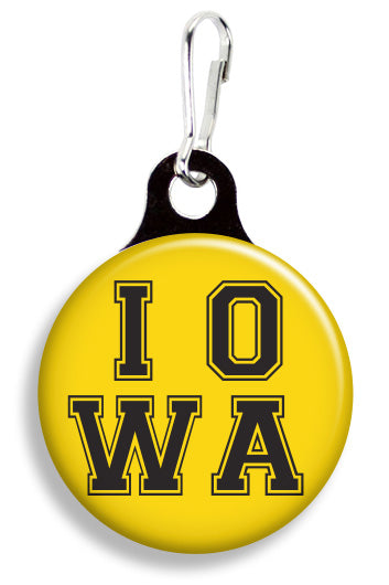 Iowa Go - Fetch Life Pet Outfitters Dog & Cat Collar Clips
