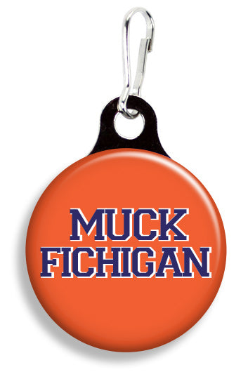 Illinois Muck Fichigan - Fetch Life Pet Outfitters Dog & Cat Collar Clips