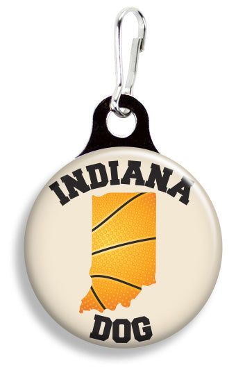 Indiana Basketball - Fetch Life Pet Outfitters Dog & Cat Collar Clips