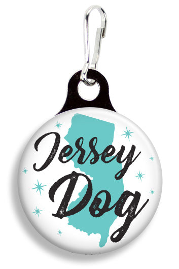 New Jersey Dog - Fetch Life Pet Outfitters Dog & Cat Collar Clips