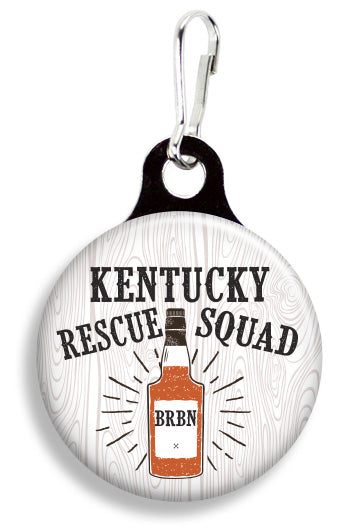 Kentucky Rescue Squad - Fetch Life Pet Outfitters Dog & Cat Collar Clips