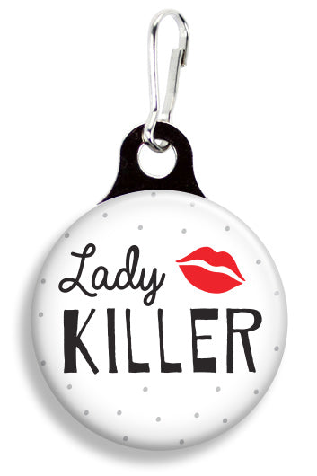 Lady Killer - Fetch Life Pet Outfitters Dog & Cat Collar Clips