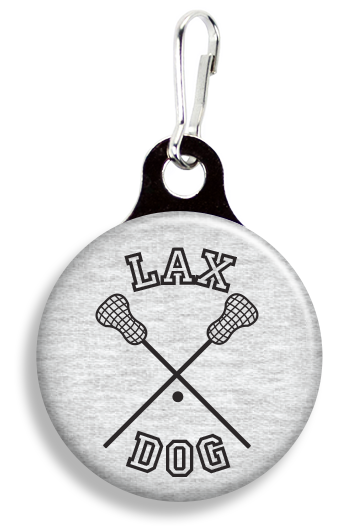 Lacrosse Dog - Fetch Life Pet Outfitters Dog & Cat Collar Clips