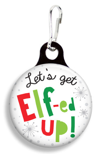 Let's Get Elf-Ed Up - Fetch Life Pet Outfitters Dog & Cat Collar Clips