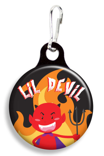 Lil' Devil - Fetch Life Pet Outfitters Dog & Cat Collar Clips