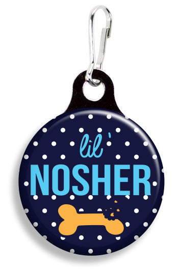 Lil' Nosher - Fetch Life Pet Outfitters Dog & Cat Collar Clips