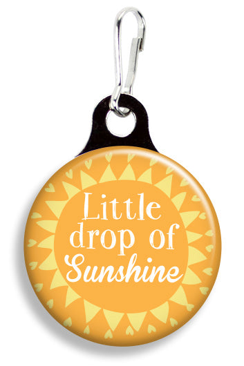 Drop of Sunshine - Fetch Life Pet Outfitters Dog & Cat Collar Clips