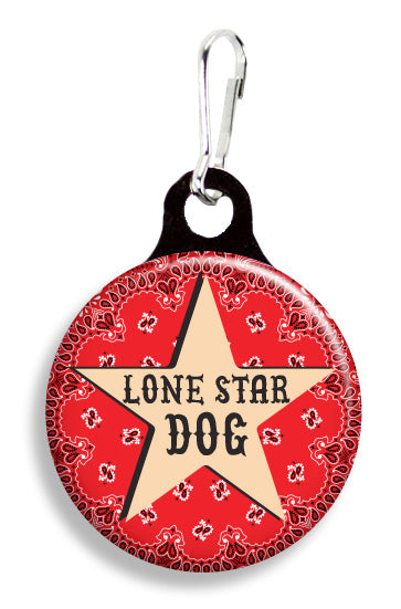 Lone Star Dog - Fetch Life Pet Outfitters Dog & Cat Collar Clips