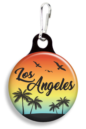 Los Angeles - Fetch Life Pet Outfitters Dog & Cat Collar Clips