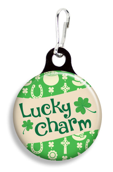 Lucky Charm - Fetch Life Pet Outfitters Dog & Cat Collar Clips