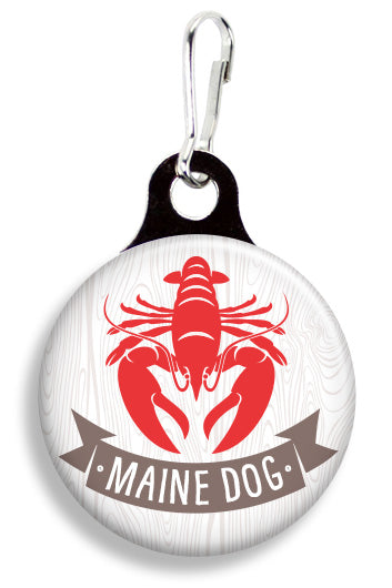 Maine Lobster - Fetch Life Pet Outfitters Dog & Cat Collar Clips