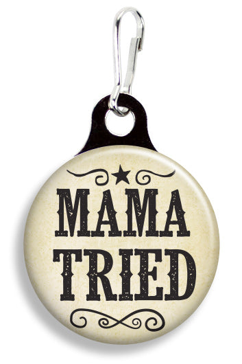Mama Tried - Fetch Life Pet Outfitters Dog & Cat Collar Clips