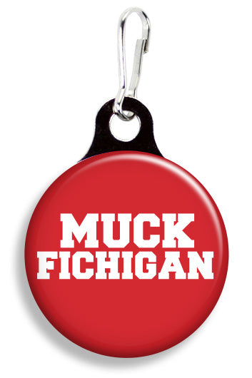 Wisconsin Muck Fichigan - Fetch Life Pet Outfitters Dog & Cat Collar Clips