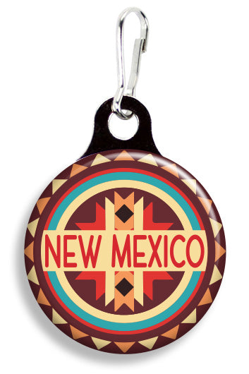 New Mexico Native Design - Fetch Life Pet Outfitters Dog & Cat Collar Clips