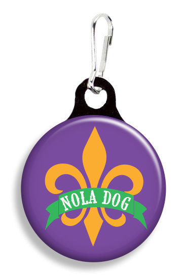 NOLA Dog - Fetch Life Pet Outfitters Dog & Cat Collar Clips