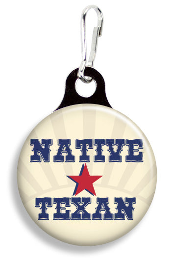 Native Texan - Fetch Life Pet Outfitters Dog & Cat Collar Clips