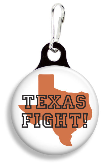 Texas Fight - Fetch Life Pet Outfitters Dog & Cat Collar Clips
