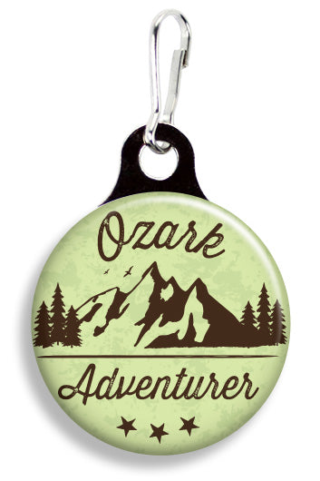 Ozark Adventurer - Fetch Life Pet Outfitters Dog & Cat Collar Clips