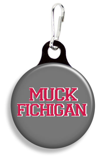 OSU Muck Fichigan - Fetch Life Pet Outfitters Dog & Cat Collar Clips