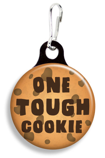 One Tough Cookie - Fetch Life Pet Outfitters Dog & Cat Collar Clips