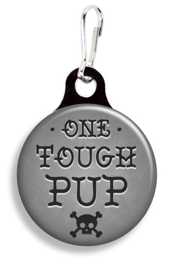 Tattoo One Tough Pup - Fetch Life Pet Outfitters Dog & Cat Collar Clips