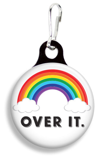 Over It - Fetch Life Pet Outfitters Dog & Cat Collar Clips
