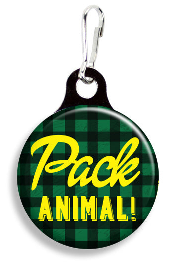 Green Bay Pack Animal - Fetch Life Pet Outfitters Dog & Cat Collar Clips