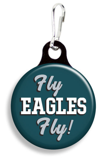 Philadelphia Fly Eagles - Fetch Life Pet Outfitters Dog & Cat Collar Clips