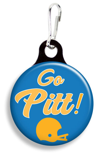 Pitt Old School - Fetch Life Pet Outfitters Dog & Cat Collar Clips