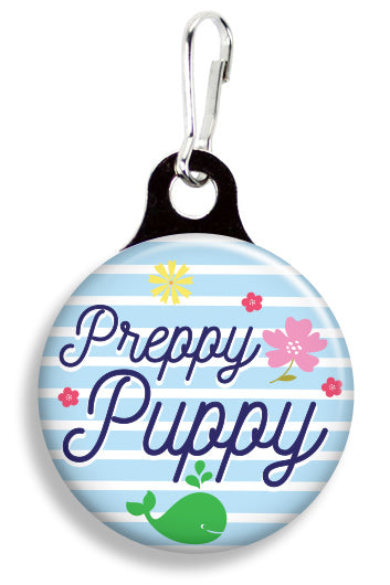 Preppy Puppy - Fetch Life Pet Outfitters Dog & Cat Collar Clips