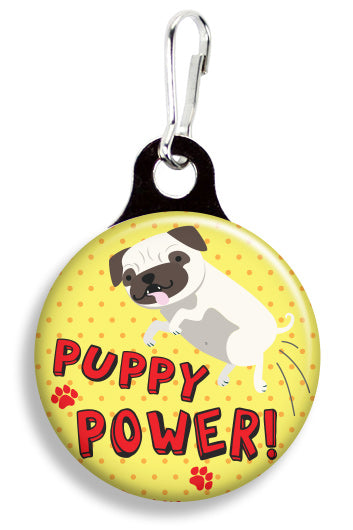 Puppy Power - Fetch Life Pet Outfitters Dog & Cat Collar Clips