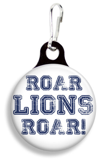 Penn State Roar Lions Roar - Fetch Life Pet Outfitters Dog & Cat Collar Clips