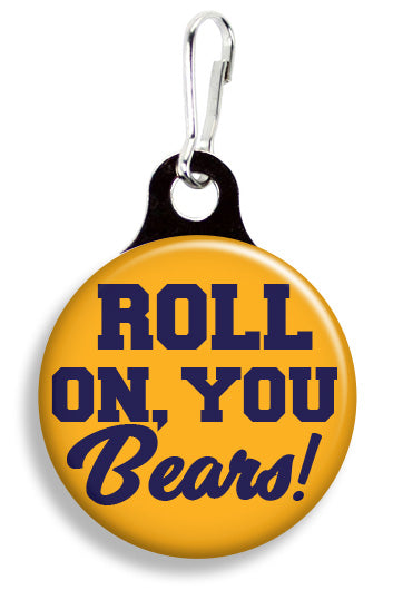 Cal Roll On You Bears - Fetch Life Pet Outfitters Dog & Cat Collar Clips