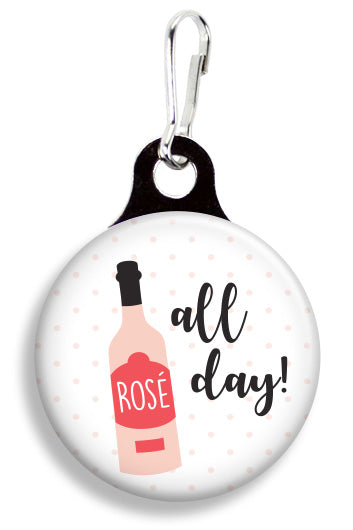 Rose All Day - Fetch Life Pet Outfitters Dog & Cat Collar Clips
