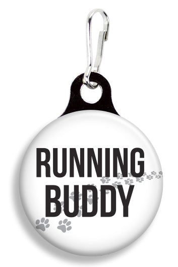 Running Buddy - Fetch Life Pet Outfitters Dog & Cat Collar Clips