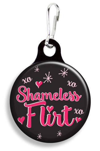 Shameless Flirt - Fetch Life Pet Outfitters Dog & Cat Collar Clips