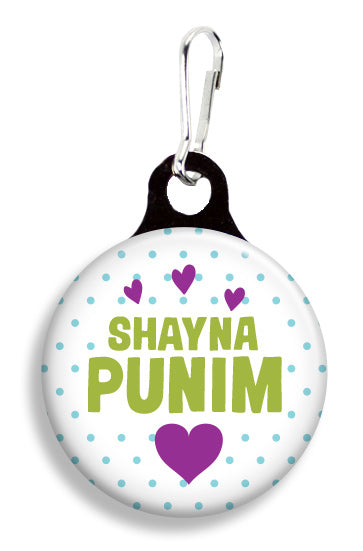 Shayna Punim - Fetch Life Pet Outfitters Dog & Cat Collar Clips