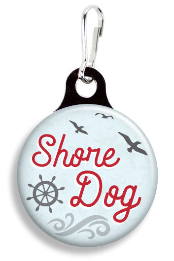 Shore Dog - Fetch Life Pet Outfitters Dog & Cat Collar Clips