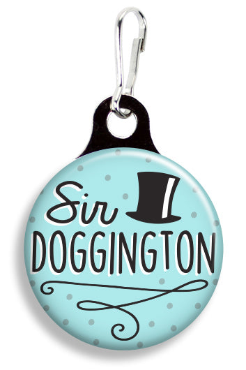 Sir Doggington - Fetch Life Pet Outfitters Dog & Cat Collar Clips