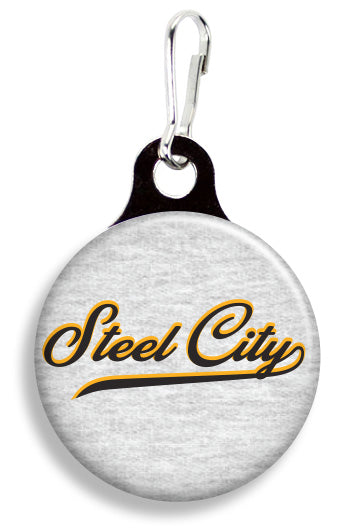 Steel City - Fetch Life Pet Outfitters Dog & Cat Collar Clips
