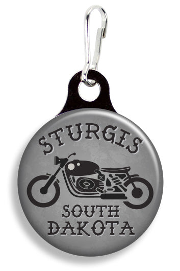 Sturgis Motorcycle - Fetch Life Pet Outfitters Dog & Cat Collar Clips