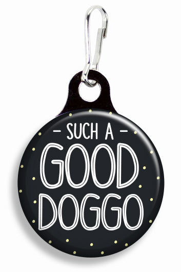 Good Doggo - Fetch Life Pet Outfitters Dog & Cat Collar Clips