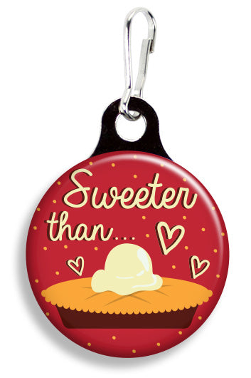 Sweeter than Pie - Fetch Life Pet Outfitters Dog & Cat Collar Clips