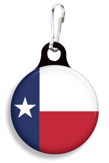 Texas Flag - Fetch Life Pet Outfitters Dog & Cat Collar Clips