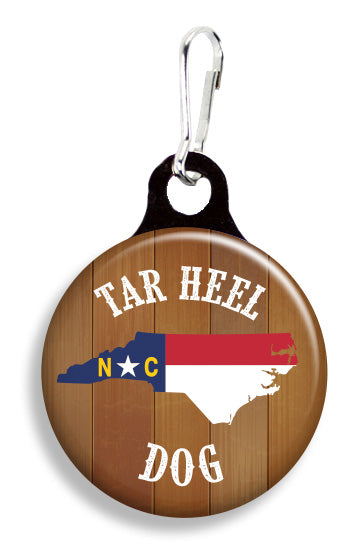 North Carolina Flag - Fetch Life Pet Outfitters Dog & Cat Collar Clips