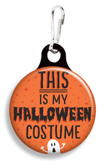 This is My Halloween Costume - Fetch Life Pet Outfitters Dog & Cat Collar Clips